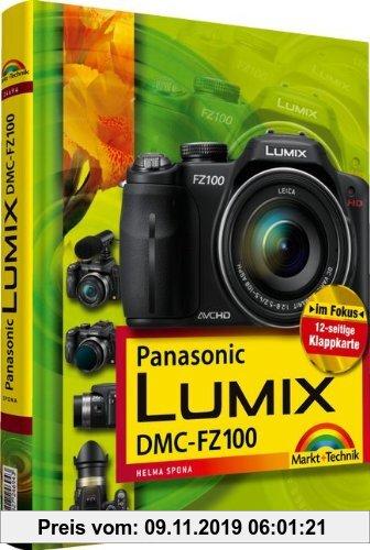 Gebr. - Panasonic Lumix DMC-FZ100: mit 12-seitiger Klappkarte
