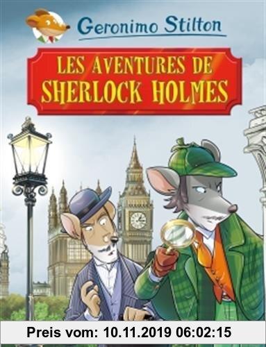 Gebr. - Geronimo Stilton : Les aventures de Sherlock Holmes