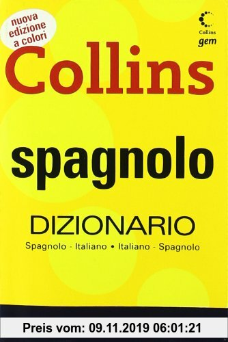 Gebr. - Spagnolo. Dizionario italiano-spagnolo, spagnolo-italiano