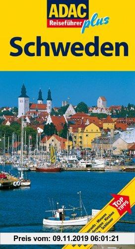Gebr. - ADAC Reiseführer plus Schweden: Mit extra Karte zum Herausnehmen: Hotels, Restaurants, Museen, Dörfer, Wanderungen, Kirchen, Nationalparks, Sc