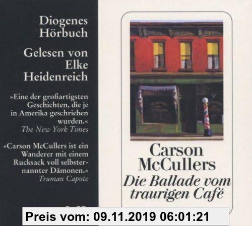 Gebr. - Die Ballade vom traurigen Café. 3 CDs
