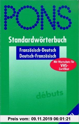 Gebr. - PONS Standardwörterbuch, Französisch