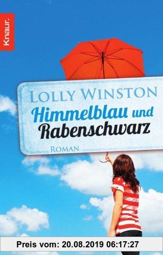 Gebr. - Himmelblau und Rabenschwarz: Roman
