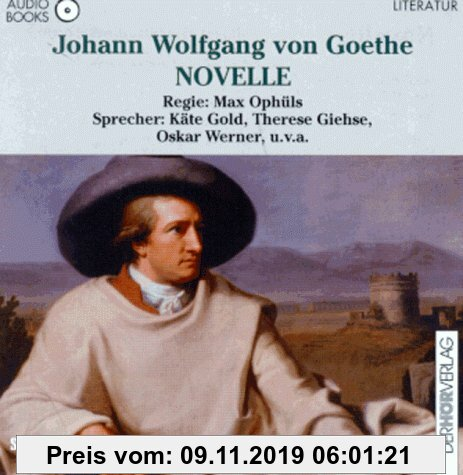 Gebr. - Novelle, 1 Audio-CD