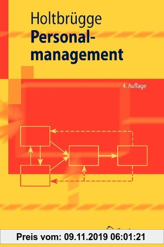 Gebr. - Personalmanagement (Springer-Lehrbuch) (German Edition)