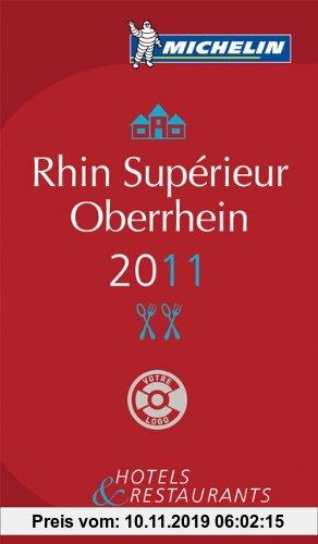 Gebr. - Oberrhein 2011: Hotels & Restaurants (roter Hotelführer Rest)