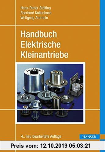 Gebr. - Handbuch Elektrische Kleinantriebe