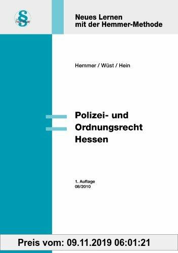 Gebr. - Polizei- und Ordnungsrecht Hessen