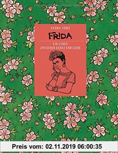 Gebr. - Frida - Ein Leben zwischen Kunst und Liebe