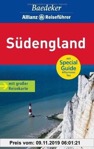 Gebr. - Baedeker Allianz Reiseführer Südengland