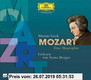 Gebr. - Mozart. Eine Biographie. 3 CD's