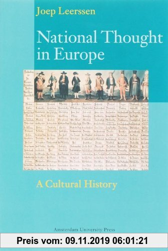 Gebr. - National Thought in Europe: A Cultural History (Europa)