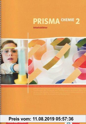Gebr. - Prisma Chemie Arbeitsblätter mit CD-ROM 2