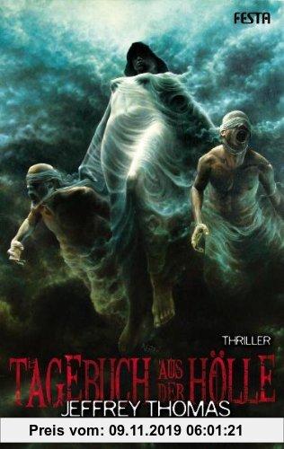 Gebr. - Tagebuch aus der Hölle: Fantastischer Thriller