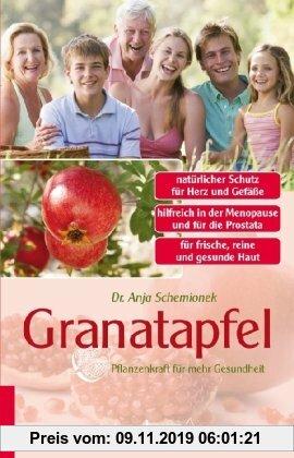 Gebr. - Granatapfel: Pflanzenkraft für mehr Gesundheit