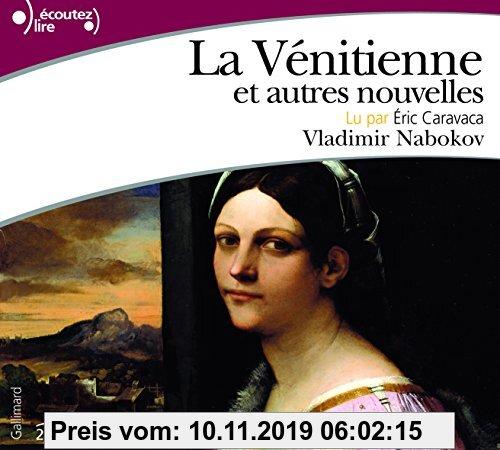 Gebr. - La Venitienne ET Autres Nouvelles, Lu Par Eric Caravaca