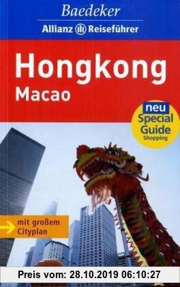 Gebr. - Baedeker Allianz Reiseführer Hongkong, Macao