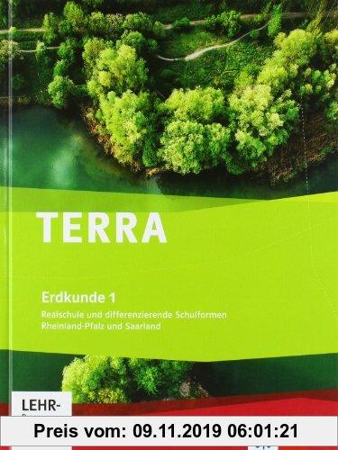 Gebr. - TERRA Erdkunde für Rheinland-Pfalz und Saarland - Ausgabe für Schulen mit mehreren Bildungsgängen: TERRA Erdkunde für Rheinland-Pfalz und Saar