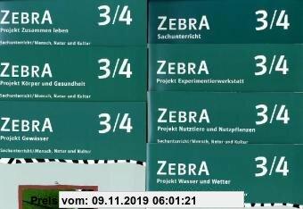 Gebr. - ZEBRA / Projektheft Paket A. 3./4. Schuljahr: Sachunterricht / Mensch, Natur und Kultur