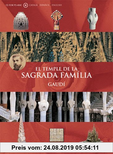 Gebr. - El Temple de la Sagrada Família: Gaudí: Antoni Gaudi (DVD)