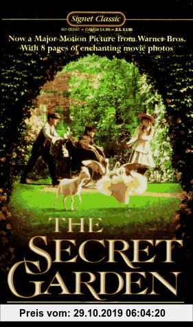 Gebr. - The Secret Garden: Tie-In Edition (A Signet classic)