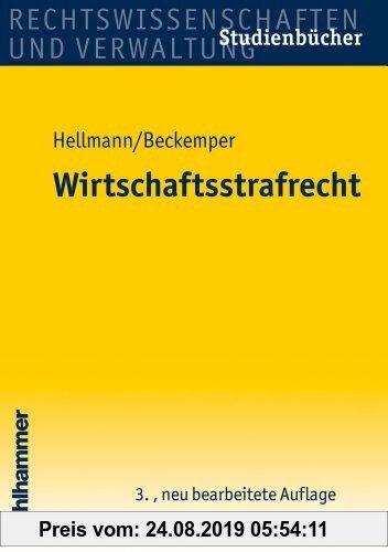 Gebr. - Wirtschaftsstrafrecht (Studienbucher Rechtswissenschaften Und Verwaltung)