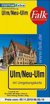 Gebr. - Falk Pläne, Ulm, Neu-Ulm