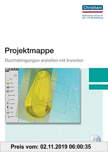Gebr. - Projektmappe Durchdringungen erstellen mit Inventor