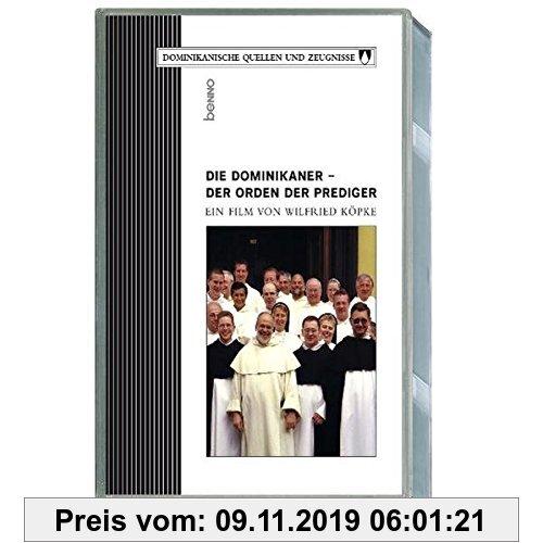 Gebr. - Die Dominikaner - Der Orden der Prediger, 1 Videocassette [VHS]