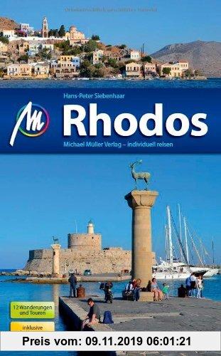 Gebr. - Rhodos: Reiseführer mit vielen praktischen Tipps