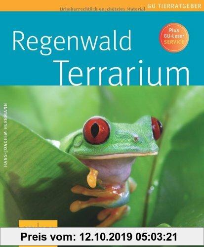 Gebr. - Regenwaldterrarium (GU Tierratgeber)