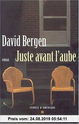 Gebr. - Juste Avant L'Aube (Collections Litterature)