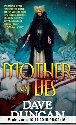 Gebr. - Mother of Lies (Tor Fantasy)