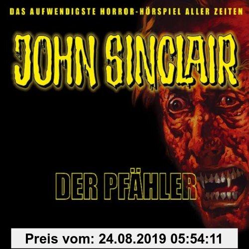 Gebr. - Geisterjäger John Sinclair - Der Pfähler. 2 Cassetten