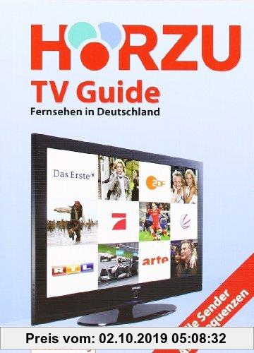 Gebr. - HÖRZU TV Guide: Fernsehen in Deutschland