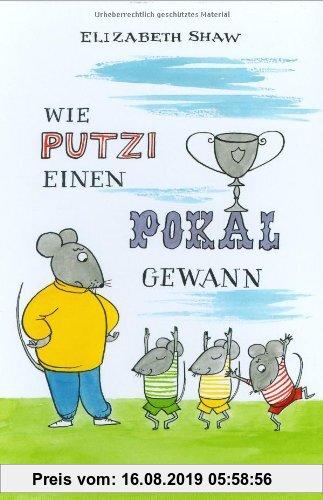 Gebr. - Wie Putzi einen Pokal gewann