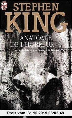 Gebr. - Anatomie de l'horreur : Tome 1 (Stephen King)