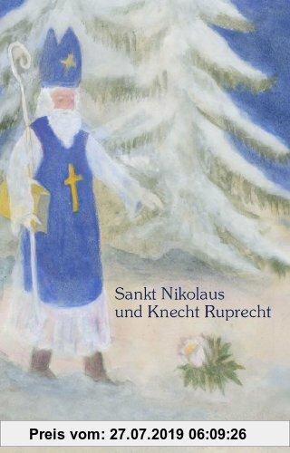 Gebr. - Sankt Nikolaus und Knecht Ruprecht