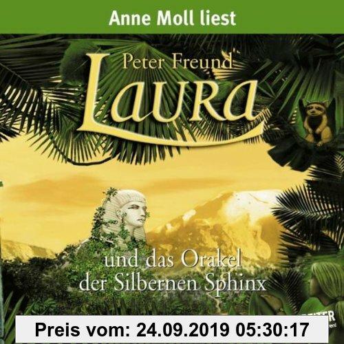 Gebr. - Laura und das Orakel der Silbernen Sphinx. Laura Teil 3