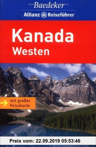 Gebr. - Baedeker Allianz Reiseführer Kanada Westen