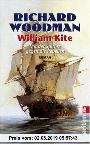 Gebr. - William Kite: Mit der Spitfire gegen die Rebellen