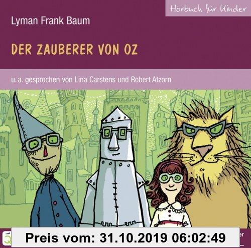 Gebr. - Der Zauberer von Oz. 2 CDs: Hörspiel