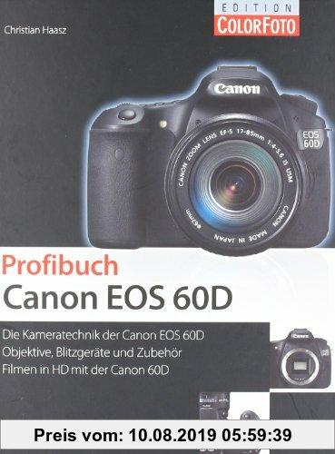 Gebr. - Profibuch Canon EOS 60D