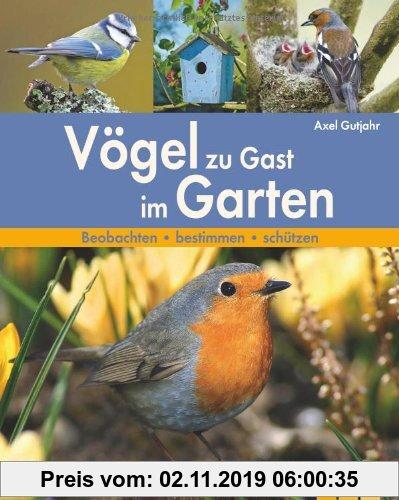 Gebr. - Vögel zu Gast im Garten: Beobachten - bestimmen - schützen