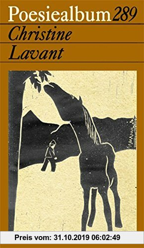 Gebr. - Christine Lavant: Poesiealbum 289