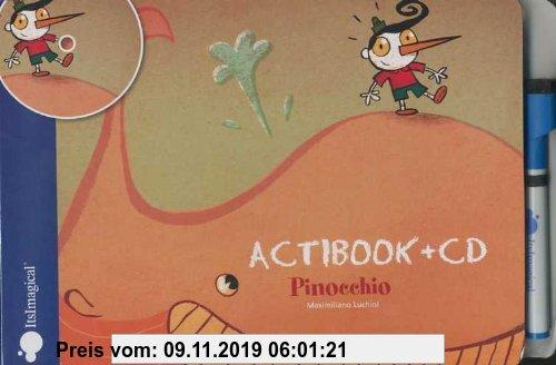 Gebr. - Pinocchio actibook