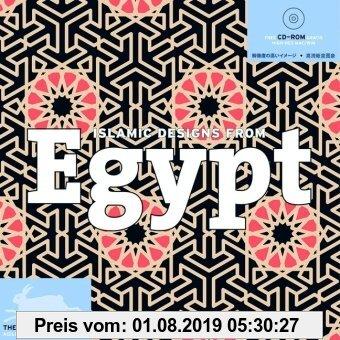 Gebr. - Islamische Designs aus Aegypten / Islamic Designs from Egypt + CD Rom