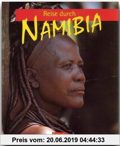 Gebr. - Reise durch NAMIBIA - Ein Bildband mit über 150 Bildern - STÜRTZ Verlag