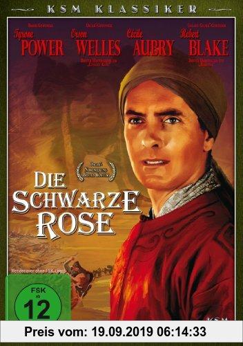 Gebr. - Die schwarze Rose - The Black Rose (KSM Klassiker)