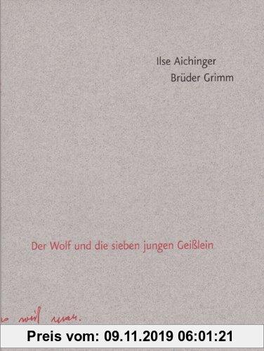 Gebr. - Der Wolf und die sieben jungen Geißlein